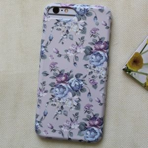 NEW iPhone X / iPhone XS Floral pattern case